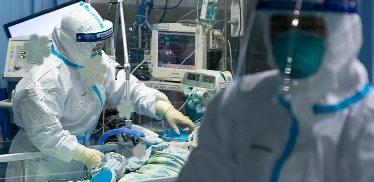 Заражение короновирусом больница