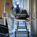 Рост смертности от коронавируса в Москве